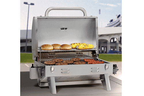 best small gas grills reviewed