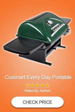 Cuisinart Everyday Portable Grill