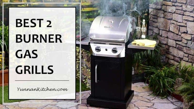 Best 2 Burner Gas Grills | Ultimate Buying Guide For 2021