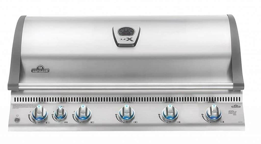 Napoleon LEX 730 Built-In Grill with Infrared Rotisserie