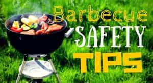 barbecue and grilling safety