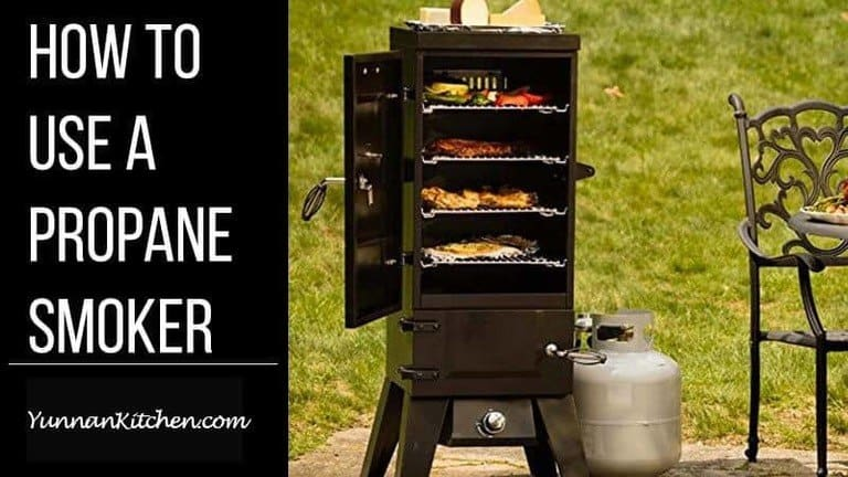 How To Use A Propane Smoker In 10 Easy Steps With Pictures