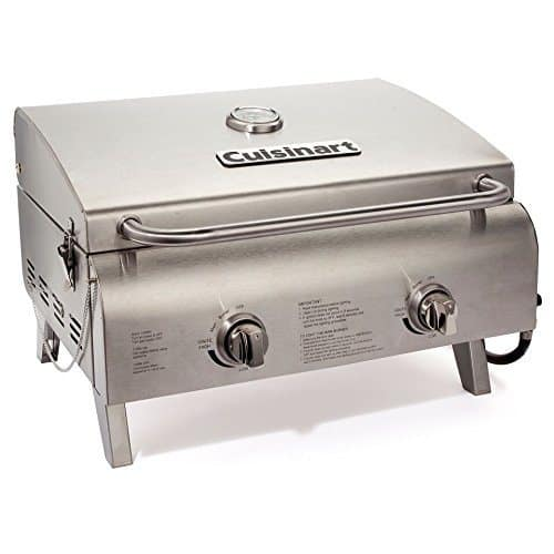 Cuisinart CGG-306 Professional Tabletop Gas Grill