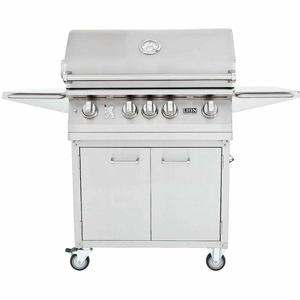 Lion 32 Inch Stainless Steel Propane Gas Grill