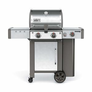 Weber-Stephen Products 60004001 Genesis II LX S-240 Liquid Propane Grill